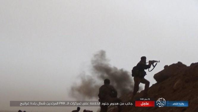 IS thắng - Lực lượng SDF mất hàng chục chiến binh tại Deir Ezzor ảnh 12