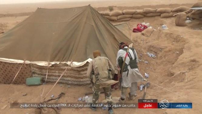 IS thắng - Lực lượng SDF mất hàng chục chiến binh tại Deir Ezzor ảnh 13