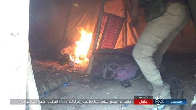 IS thắng - Lực lượng SDF mất hàng chục chiến binh tại Deir Ezzor ảnh 14