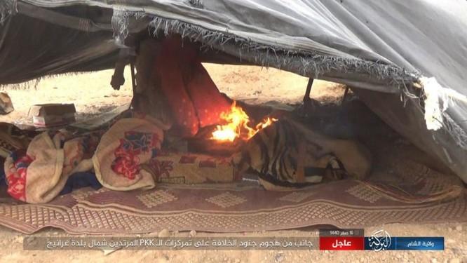 IS thắng - Lực lượng SDF mất hàng chục chiến binh tại Deir Ezzor ảnh 15