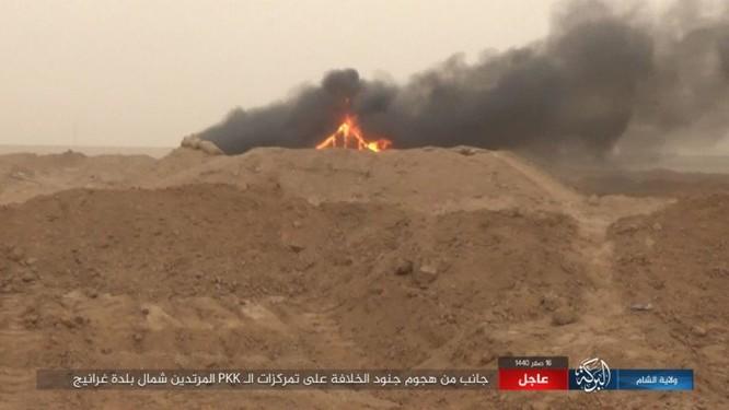 IS thắng - Lực lượng SDF mất hàng chục chiến binh tại Deir Ezzor ảnh 16