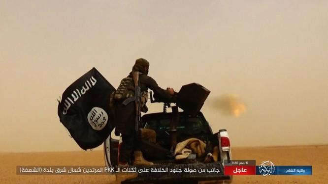 IS thắng - Lực lượng SDF mất hàng chục chiến binh tại Deir Ezzor ảnh 18