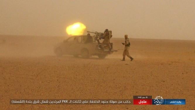 IS thắng - Lực lượng SDF mất hàng chục chiến binh tại Deir Ezzor ảnh 1