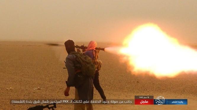 IS thắng - Lực lượng SDF mất hàng chục chiến binh tại Deir Ezzor ảnh 2