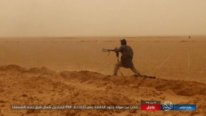 IS thắng - Lực lượng SDF mất hàng chục chiến binh tại Deir Ezzor ảnh 3