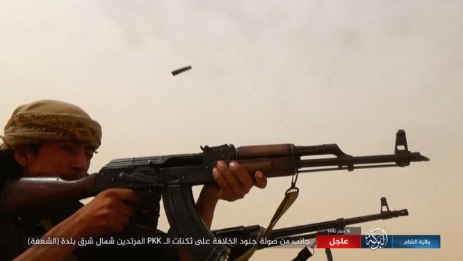 IS thắng - Lực lượng SDF mất hàng chục chiến binh tại Deir Ezzor ảnh 4