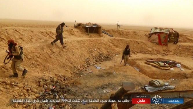 IS thắng - Lực lượng SDF mất hàng chục chiến binh tại Deir Ezzor ảnh 5