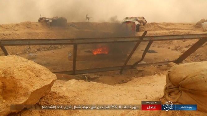 IS thắng - Lực lượng SDF mất hàng chục chiến binh tại Deir Ezzor ảnh 7