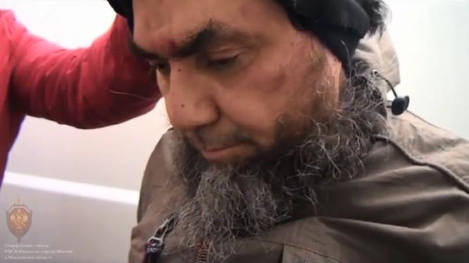 Nga bắt giữ một nhóm IS ở Moscow, ngăn chặn các vụ khủng bố dây chuyền ảnh 3