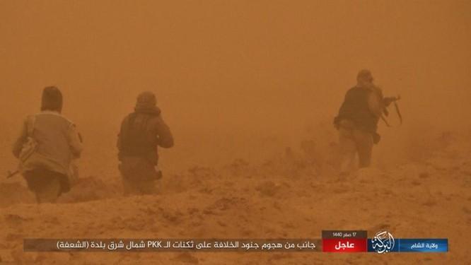 Lực lượng Dân chủ Syria lại thảm bại trước IS, hàng chục chiến binh thiệt mạng ảnh 3