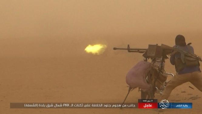 Lực lượng Dân chủ Syria lại thảm bại trước IS, hàng chục chiến binh thiệt mạng ảnh 4