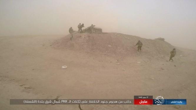Lực lượng Dân chủ Syria lại thảm bại trước IS, hàng chục chiến binh thiệt mạng ảnh 5