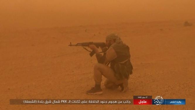 Lực lượng Dân chủ Syria lại thảm bại trước IS, hàng chục chiến binh thiệt mạng ảnh 6