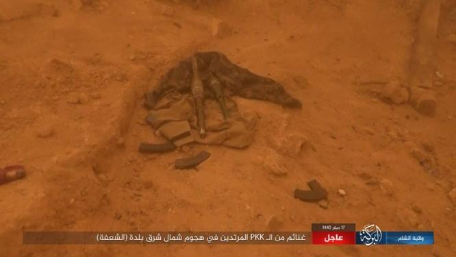 Lực lượng Dân chủ Syria lại thảm bại trước IS, hàng chục chiến binh thiệt mạng ảnh 8