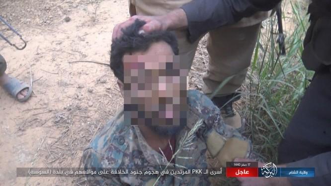 Lực lượng Dân chủ Syria lại thảm bại trước IS, hàng chục chiến binh thiệt mạng ảnh 16