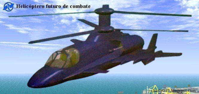 Lộ mô hình thiết kế trực thăng tương lai Kamov có thể bay với tốc độ 700km/h ảnh 2