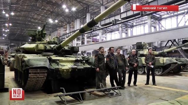 Những chiếc tăng T-90S Việt Nam đã xuất hiện trên thao trường Nga ảnh 4