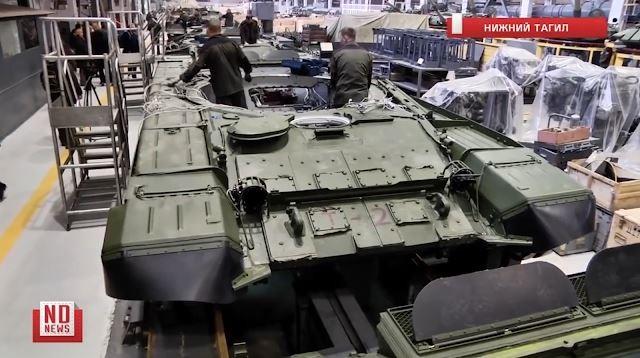 Những chiếc tăng T-90S Việt Nam đã xuất hiện trên thao trường Nga ảnh 5