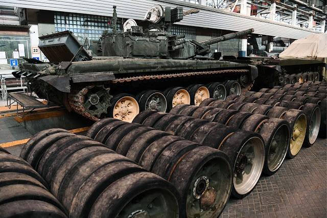 Những chiếc tăng T-90S Việt Nam đã xuất hiện trên thao trường Nga ảnh 13