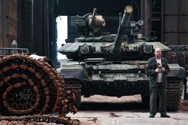 Những chiếc tăng T-90S Việt Nam đã xuất hiện trên thao trường Nga ảnh 15