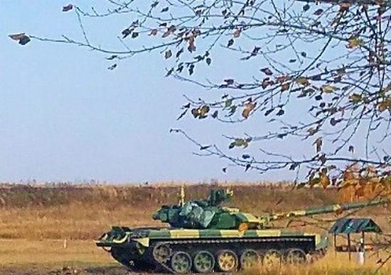 Những chiếc tăng T-90S Việt Nam đã xuất hiện trên thao trường Nga ảnh 20