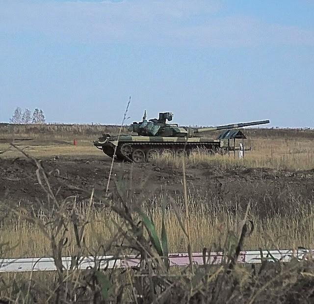 Những chiếc tăng T-90S Việt Nam đã xuất hiện trên thao trường Nga ảnh 22