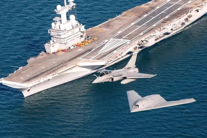 BAE Systems phát triển máy bay siêu tàng hình công nghệ dòng khí siêu âm MAGMA, không cánh chuyển hướng ảnh 2