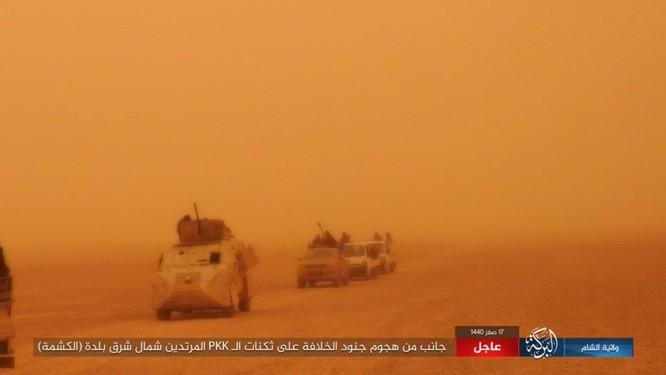 """Chiến lược """"duy trì chiến tranh"""" của Mỹ khiến người Kurd tiếp tục đổ máu ở Deir Ezzor ảnh 2"""