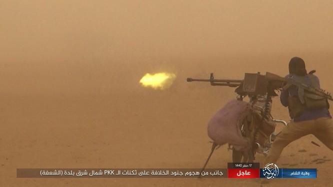 """Chiến lược """"duy trì chiến tranh"""" của Mỹ khiến người Kurd tiếp tục đổ máu ở Deir Ezzor ảnh 3"""