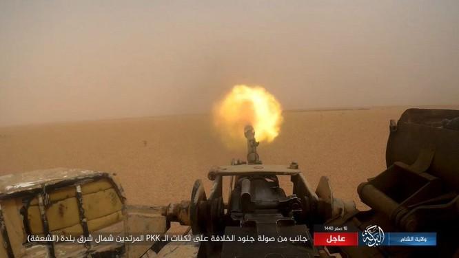 """Chiến lược """"duy trì chiến tranh"""" của Mỹ khiến người Kurd tiếp tục đổ máu ở Deir Ezzor ảnh 4"""