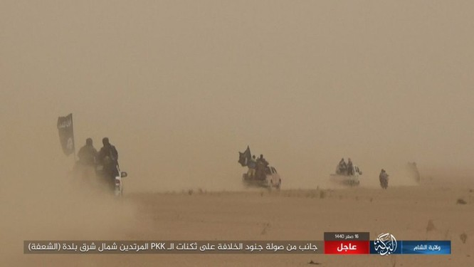 """Chiến lược """"duy trì chiến tranh"""" của Mỹ khiến người Kurd tiếp tục đổ máu ở Deir Ezzor ảnh 5"""