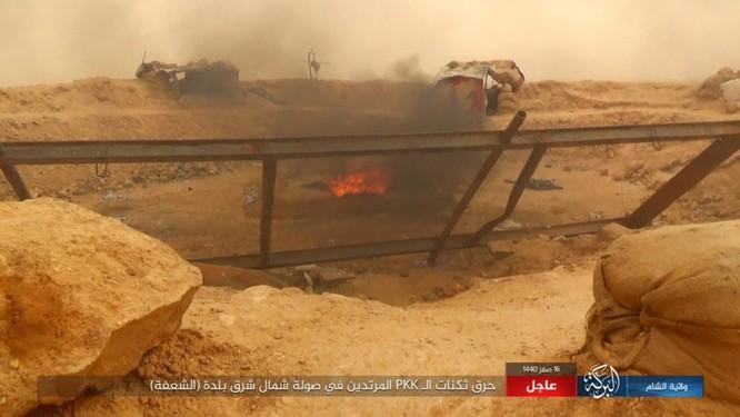 """Chiến lược """"duy trì chiến tranh"""" của Mỹ khiến người Kurd tiếp tục đổ máu ở Deir Ezzor ảnh 6"""