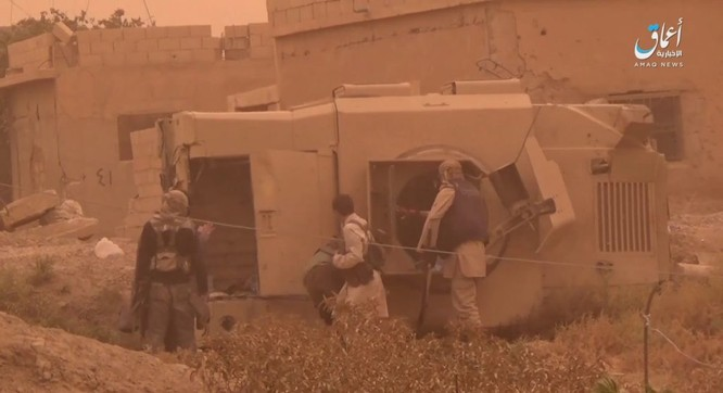 """Chiến lược """"duy trì chiến tranh"""" của Mỹ khiến người Kurd tiếp tục đổ máu ở Deir Ezzor ảnh 8"""