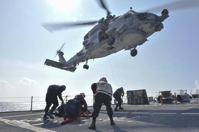 Trung Quốc chuẩn bị chiến tranh trên Biển Đông với Mỹ ảnh 3
