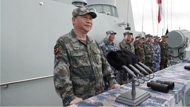 Trung Quốc chuẩn bị chiến tranh trên Biển Đông với Mỹ ảnh 2