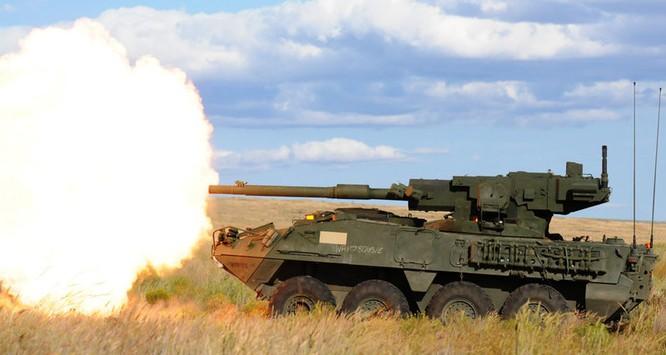 Mỹ trang bị máy bay không người lái trinh sát cho tăng thiết giáp ảnh 1