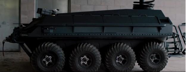 Đức phát triển xe không người lái đa năng cho bộ binh tương lai ảnh 1