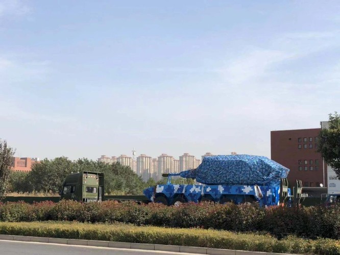Lộ ảnh 3 vũ khí mới của Trung Quốc trước triển lãm Hàng không Chu Hải ảnh 6