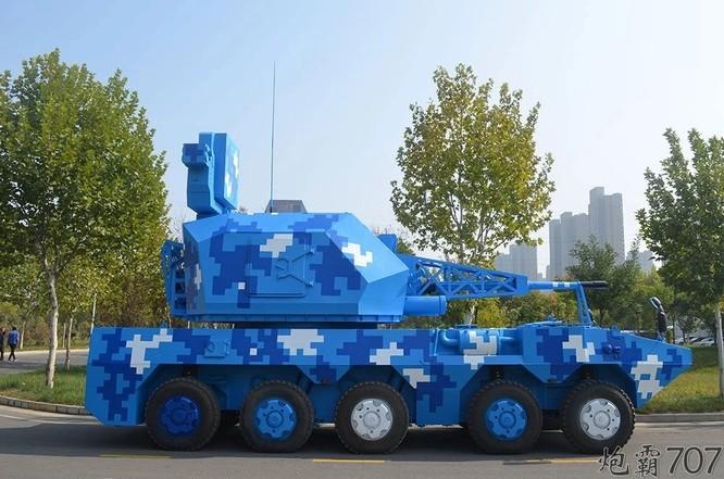 Lộ ảnh 3 vũ khí mới của Trung Quốc trước triển lãm Hàng không Chu Hải ảnh 10