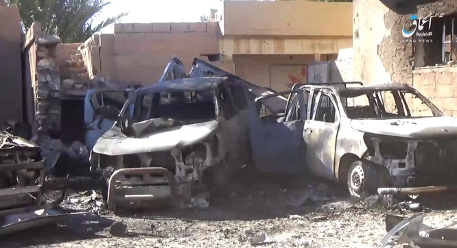 Chiến tranh Syria năm thứ 8, IS và Thổ Nhĩ Kỳ đồng loạt tấn công người Kurd. ảnh 2
