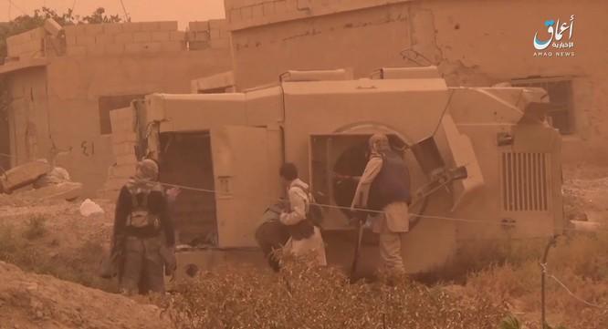 Chiến tranh Syria năm thứ 8, IS và Thổ Nhĩ Kỳ đồng loạt tấn công người Kurd. ảnh 4