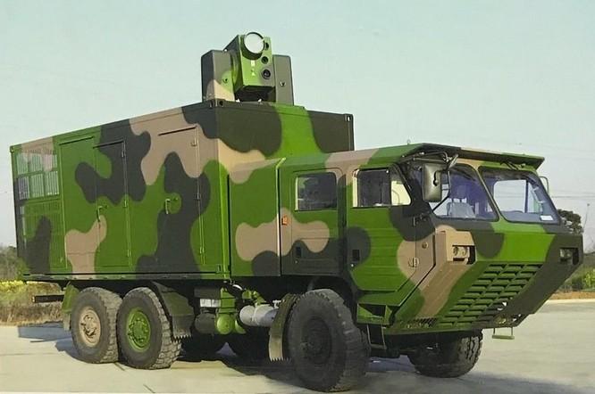 Trung Quốc trưng bày vũ khí laser hạ máy bay tầm bắn 25km ảnh 1
