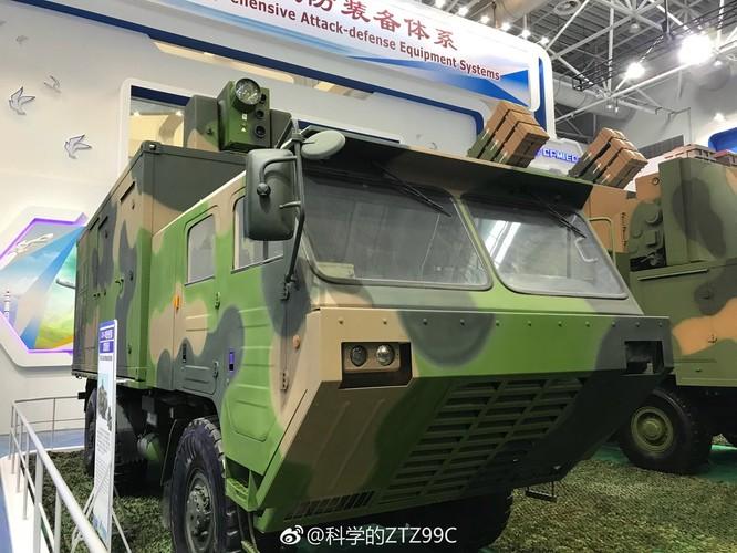 Trung Quốc trưng bày vũ khí laser hạ máy bay tầm bắn 25km ảnh 3