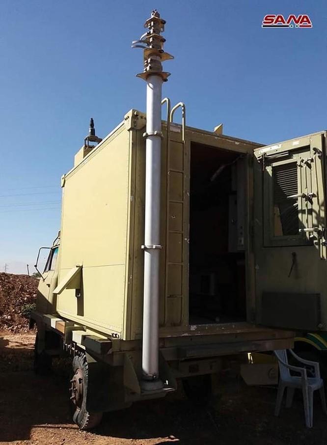 """Phát hiện kho vũ khí lớn của các nhóm """"nổi dậy"""" ở ngay Damascus ảnh 5"""