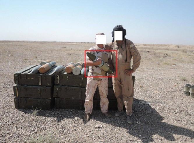Xe tăng T-90S Iraq phóng tên lửa qua nòng pháo ảnh 1