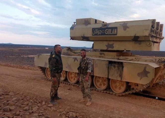 Đặc nhiệm Nga quyết thiêu hủy IS ở Al-Safa ảnh 5