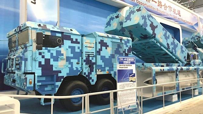 Trung Quốc giới thiệu sát thủ tàu sân bay Mỹ ảnh 1
