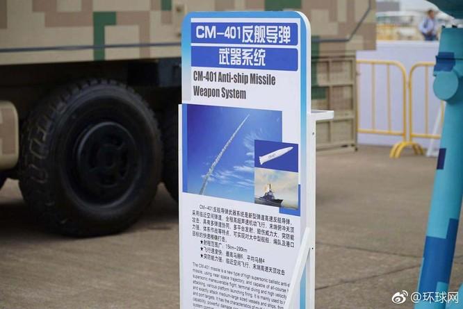 Trung Quốc giới thiệu sát thủ tàu sân bay Mỹ ảnh 6