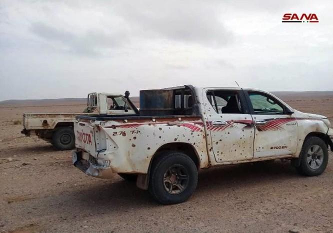Đặc nhiệm Nga hỗ trợ quân Syria diệt IS giải phóng con tin ảnh 1
