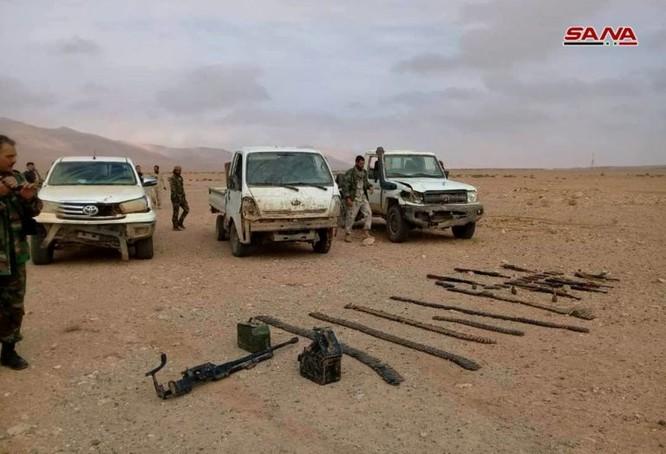 Đặc nhiệm Nga hỗ trợ quân Syria diệt IS giải phóng con tin ảnh 2